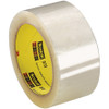 Carton Sealing Tape 3M 373 Clear 2 inch x 110 yard Roll (36 Roll/Pack)