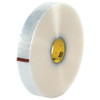3M 375 Carton Sealing Tape Clear 2 inch x 1000 yard Roll (6 Roll/Pack)