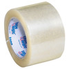 Tape Logic #400 Industrial Carton Sealing Tape Clear 3 inch x 110 yard (24 Roll/Pack)