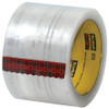 Carton Sealing Tape 3M 373 Clear 3 inch x 110 yard Roll (24 Roll/Pack)