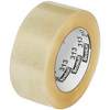 3M 313 Carton Sealing Tape Clear 2 inch x 110 yard Roll (6 Roll/Pack)