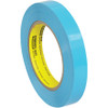 3M 8898 Poly Strapping Tape 3/4 inch x 60 yard (48 Roll/Pack)