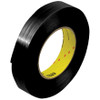 3M 890MSR Strapping Tape Black 1 inch x 60 yard (36 Roll/Pack)