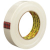 3M 8981 Strapping Tape 1 inch x 60 yard (36 Roll/Pack)