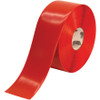 Mighty Line&#8482 Deluxe Safety Tape Red 4 inch x 100 ft