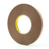 """3M 9425 Removable Double Sided Film Tape 1/2"""" x 72 yard Roll (18 Roll/Case)"""