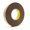 3M 9425 Removable Double Sided Film Tape 1 inch x 72 yard Roll (9 Roll/Pack)