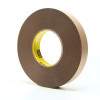 """3M 9425 Removable Double Sided Film Tape 1"""" x 72 yard Roll (2 Roll/Case)"""
