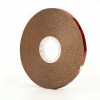 Adhesive Transfer Tape 3M 969 1/4 inch x 36 yard Roll (6 Pack)