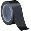 3M Vinyl Tape 471 Black 2 inch x 36 yard Roll (24 Roll/Pack)