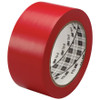 3M General Purpose Vinyl Tape 764 Red 2 inch x 36 yard Roll (24 Roll/Pack)