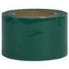 Bundling Stretch Film Green 3 inch x 80 Gauge x 1000 ft Roll (18 Roll/Pack)