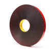 3M 5925 VHB Tape Dark Gray 1/2 inch x 5 yard Roll (25 Mil)