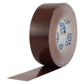 Pro Duct 120 Premium 2 inch x 60 yard Roll (10 mil) Brown Duct Tape (24 Roll/Pack)