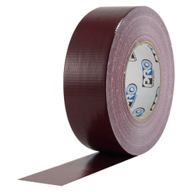 Pro Duct 120 Premium 2 inch x 60 yard Roll (10 mil) Burgundy Duct Tape