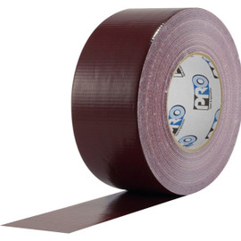 Pro Duct 120 Premium 3 inch x 60 yard Roll (10 mil) Burgundy Duct Tape (16 Roll/Pack)
