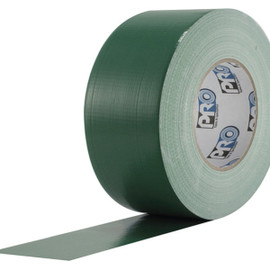 Pro Duct 120 Premium 3 inch x 60 yard Roll (10 mil) Floral Green Duct Tape