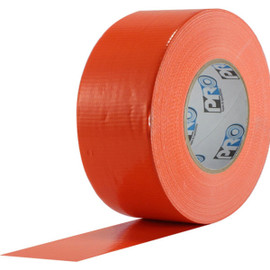 Pro Duct 120 Premium 3 inch x 60 yard Roll (10 mil) Orange Duct Tape
