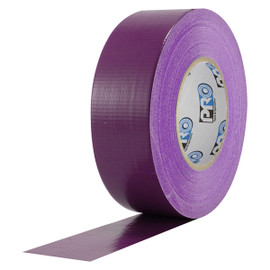 Pro Duct 120 Premium 2 inch x 60 yard Roll (10 mil) Purple Duct Tape