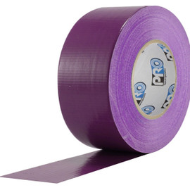 Pro Duct 120 Premium 3 inch x 60 yard Roll (10 mil) Purple Duct Tape (16 Roll/Pack)