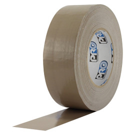 Pro Duct 120 Premium 2 inch x 60 yard Roll (10 mil) Tan Duct Tape (24 Roll/Pack)