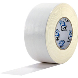 Pro Duct 120 Premium 3 inch x 60 yard Roll (10 mil) White Duct Tape