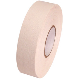 White Cloth Hockey Stick Tape 1 inch x 25 yard Roll