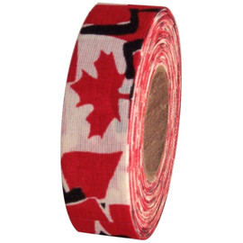 Canada Cloth Hockey Stick Tape 1 inch x 20 yard Roll