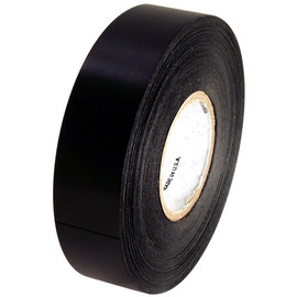 Black Polyethylene Shin Pad Tape 1 inch x 27 yard Roll