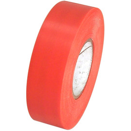 Orange Polyethylene Shin Pad Tape 1 inch x 27 yard Roll