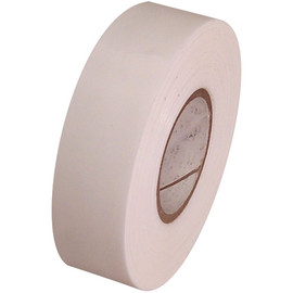 White Polyethylene Shin Pad Tape 1 inch x 27 yard Roll