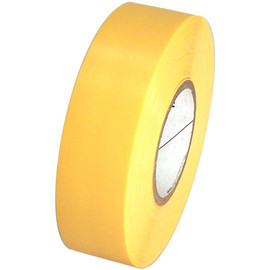 Yellow Polyethylene Shin Pad Tape 1 inch x 27 yard