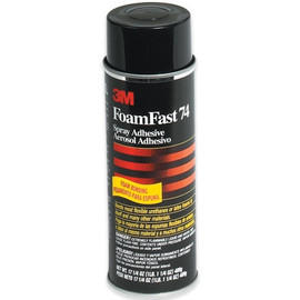3M FoamFast 74 Adhesive 19 oz (12 Can/Pack)