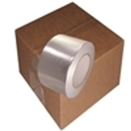 AF-30SW 3 inch x 60 yard Roll 3 mil Aluminum Foil Tape without liner (12 Roll/Pack)