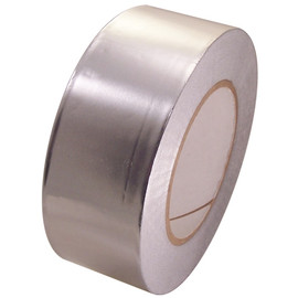 AF-20R 2 inch x 50 yard Roll Aluminum Foil Tape with liner