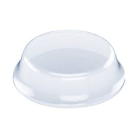 3M Bumpon Clear Flat Protective Tape - 1/2 inch x 9/64 inch (3000 Pack)