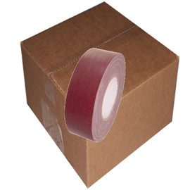 Dark Burgundy Duct Tape 2 inch x 60 yard Roll (24 Roll/Pack)