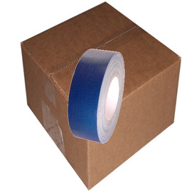 Blue Duct Tape 2 inch x 60 yard Roll (24 Roll/Pack)