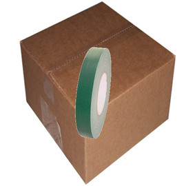 Dark Green Duct Tape 1 inch x 60 yard Roll (48 Roll/Pack)