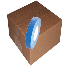 Light Blue Duct Tape 1 inch x 60 yard Roll (48 Roll/Pack)