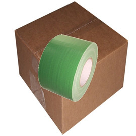 Light Green Duct Tape 4 inch x 60 yard Roll (12 Roll/Pack)