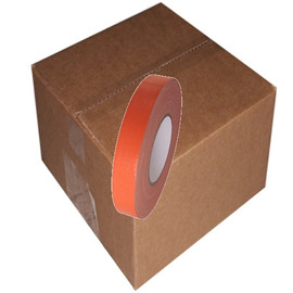 Orange Duct Tape 1 inch x 60 yard Roll (48 Roll/Pack)