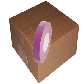 Purple / Violet Duct Tape 1 inch x 60 yard Roll (48 Roll/Pack)