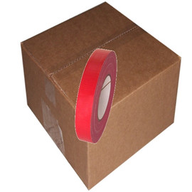 Red Duct Tape 1 inch x 60 yard Roll (48 Roll/Pack)