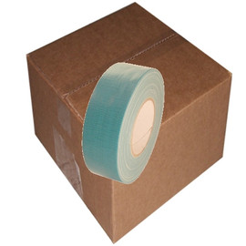 Teal Blue Duct Tape 2 inch x 60 yard Roll (24 Roll/Pack)