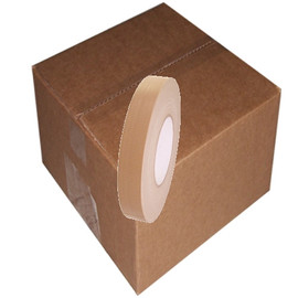 Tan / Beige Duct Tape 1 inch x 60 yard Roll (48 Roll/Pack)