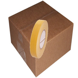 Yellow Duct Tape 1 inch x 60 yard Roll (48 Roll/Pack)