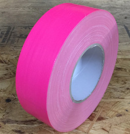 Fluorescent Pink Duct Tape 2 inch x 60 yard Roll