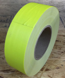 Fluorescent Yellow Duct Tape 2 inch x 60 yard Roll