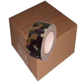 Camo Duct Tape 2 inch x 25 yard Roll (24 Roll/Pack)